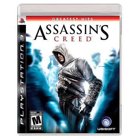 Assassin's Creed (Usado) - PS3