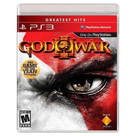 God of War III (Usado) - PS3