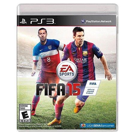 Fifa 15 (Usado) - PS3