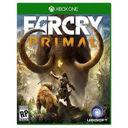 Far Cry Primal (Usado) - Xbox One
