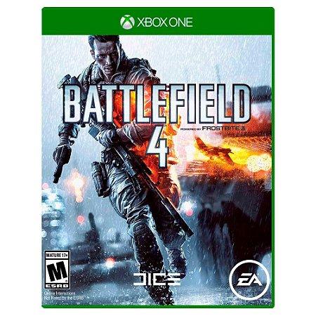 Battlefield 4 (Usado) - Xbox One