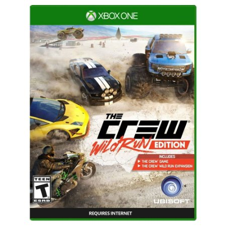 The Crew: Wild Run (Usado) - Xbox One