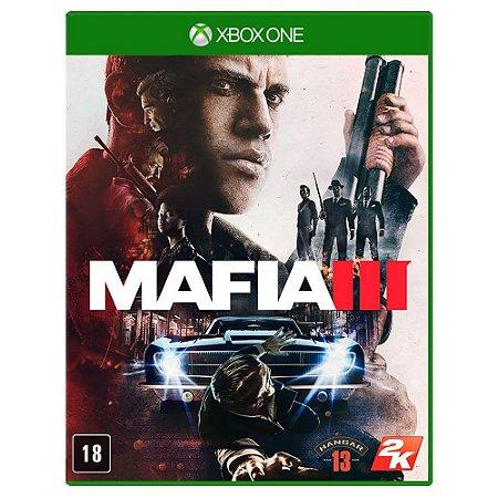 Mafia III (Usado) - Xbox One
