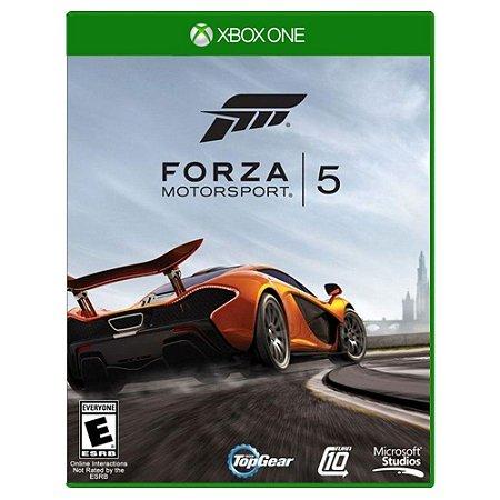 Forza Motorsport 5 (Usado) - Xbox One