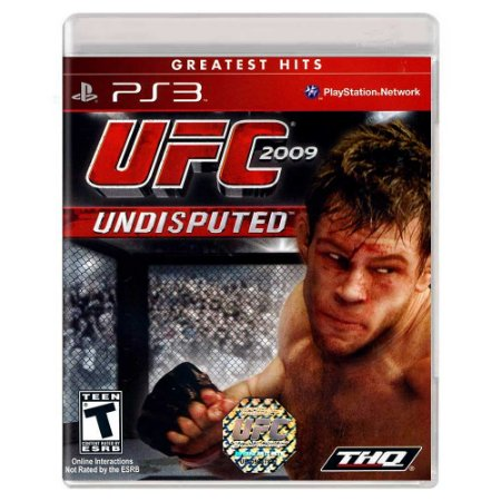 UFC 2009 Undisputed (Usado) - PS3
