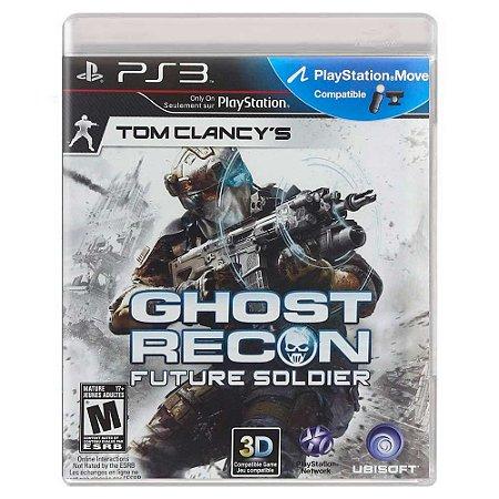Tom Clancy's Ghost Recon: Future Soldier (Usado) - PS3