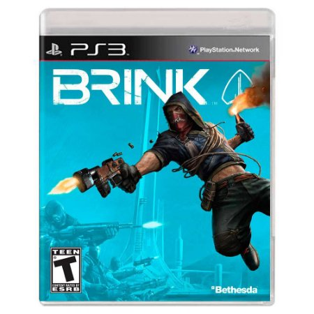 Brink (Usado) - PS3