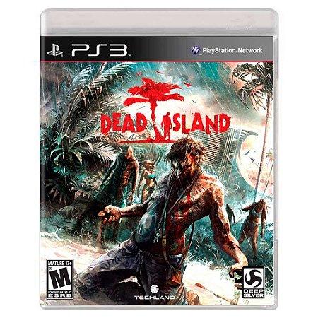 Dead Island (Usado) - PS3