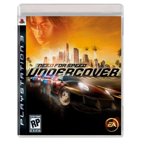 Need for Speed: Undercover (Usado) - PS3