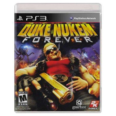 Duke Nukem Forever (Usado) - PS3