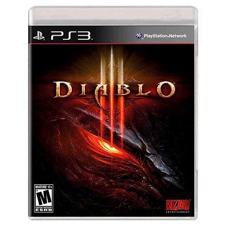 Diablo III (Usado) - PS3