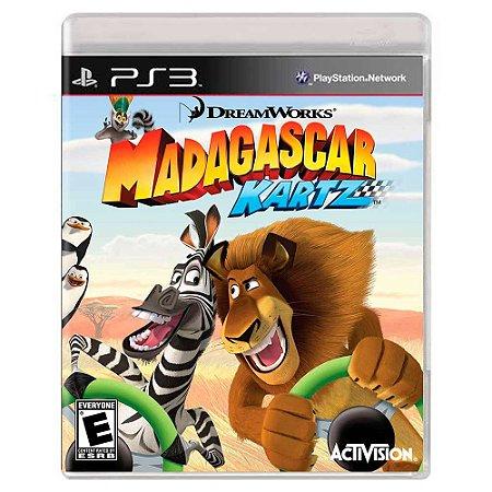 Madagascar Kartz (Usado) - PS3