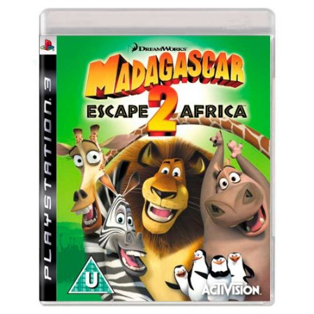 Madagascar 2: Escape Africa (Usado) - PS3