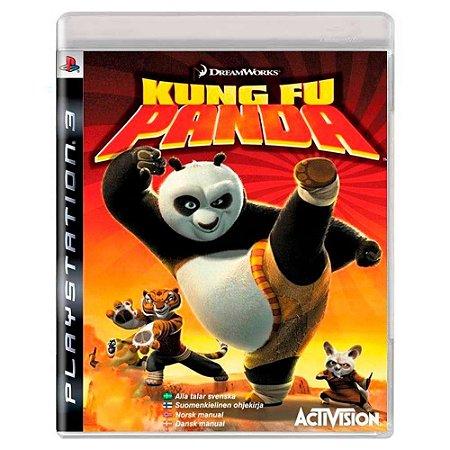 Kung Fu Panda (Usado) - PS3