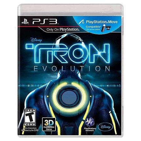 Tron: Evolution (Usado) - PS3