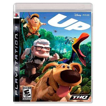 Disney Pixar UP (Usado) - PS3