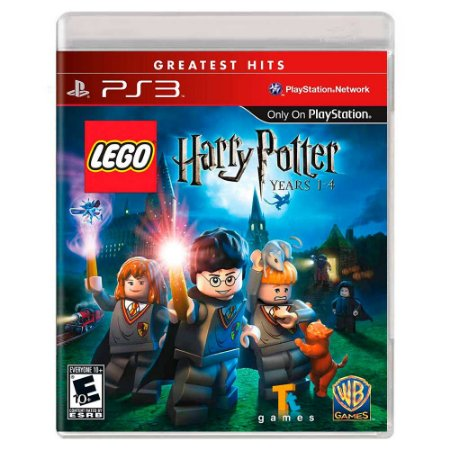 Lego Harry Potter: Years 1-4 (Usado) - PS3