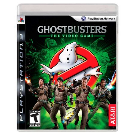 Ghostbusters: The Video Game (Usado) - PS3