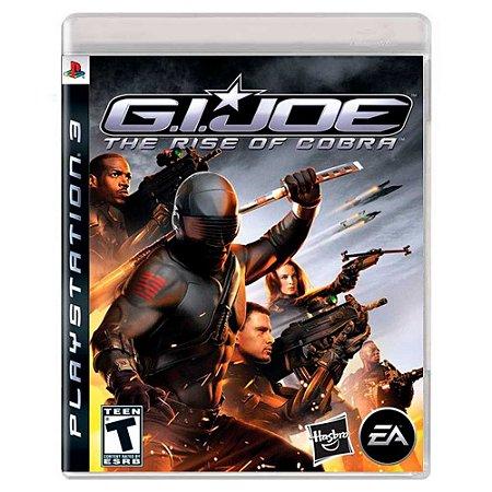 G.I. Joe: The Rise of Cobra (Usado) - PS3