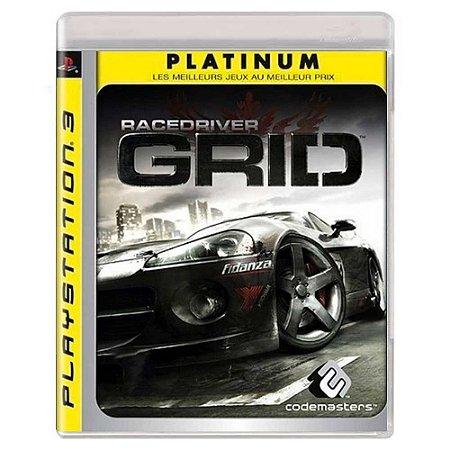 Grid (Usado) - PS3