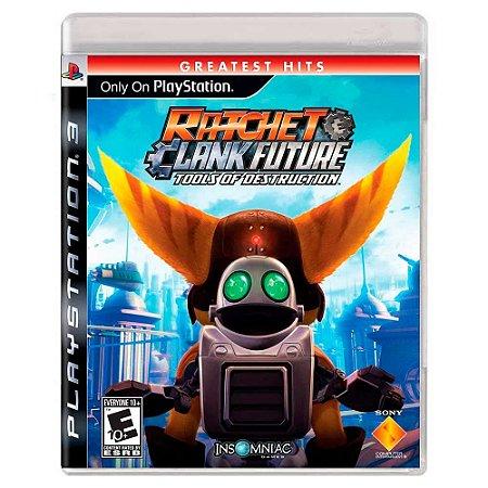 Ratchet & Clank Future: Tools of Destruction (Usado) - PS3