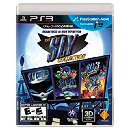 The Sly Collection (Usado) - PS3