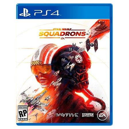 Star Wars: Squadrons (Pré-Venda) - PS4