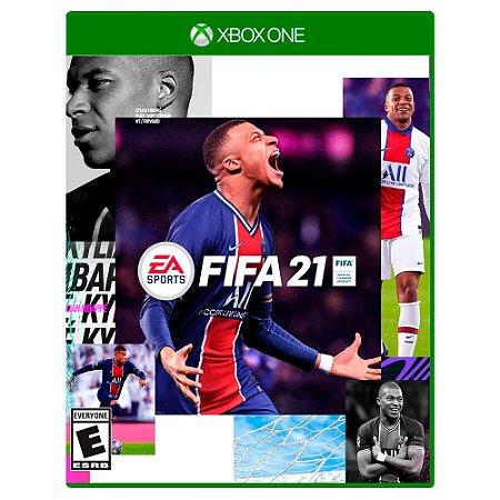 Fifa 21 (Pré-Venda) - Xbox One