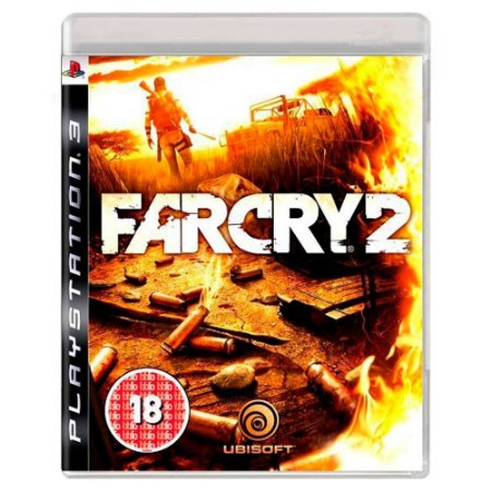 Far Cry 2 (Usado) - PS3