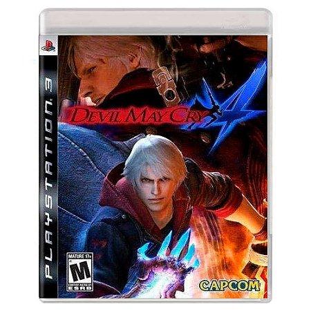 Devil May Cry 4 (Usado) - PS3