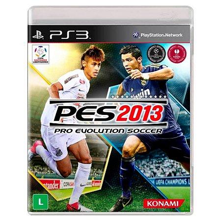 Pro Evolution Soccer 2013 (Usado) - PS3