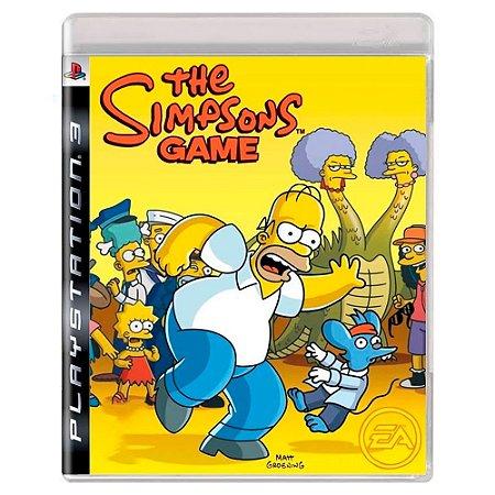 The Simpsons Game (Usado) - PS3