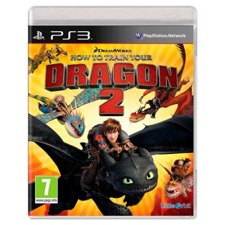 How to Train Your Dragon 2: The Video Game (Usado) - PS3