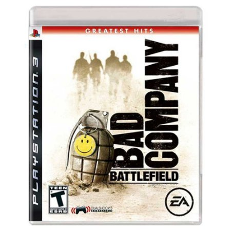 Battlefield: Bad Company (Usado) - PS3