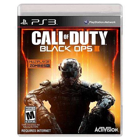 Call of Duty: Black Ops III (Usado) - PS3