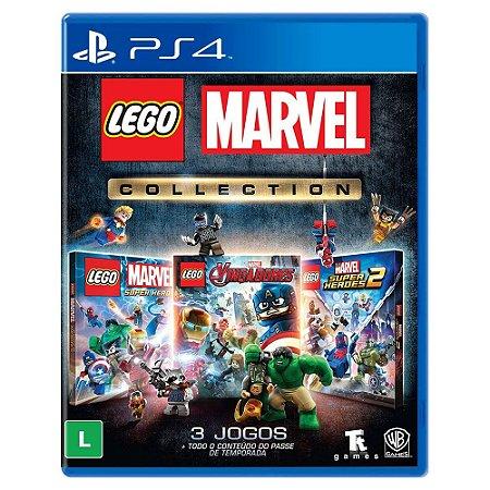 Lego Marvel Collection (Usado) - PS4