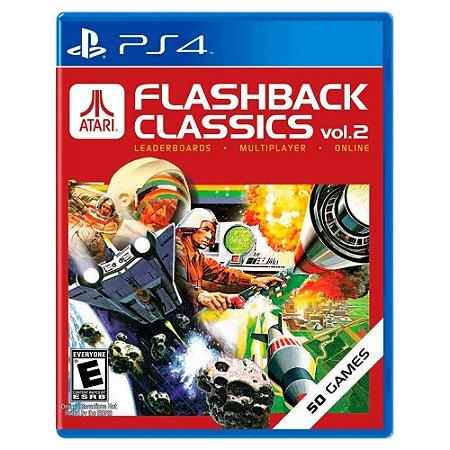 Atari Flashback Classics Vol. 2 (Usado) - PS4