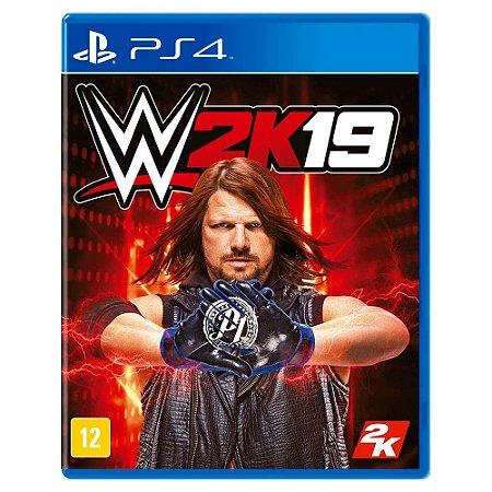 WWE 2K19 (Usado) - PS4