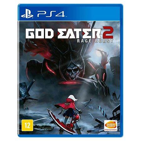 God Eater 2 (Usado) - PS4