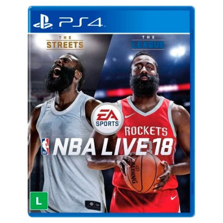NBA Live 18 (Usado) - PS4