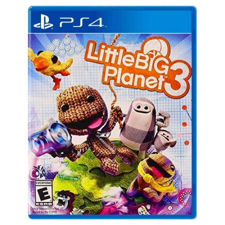 LittleBigPlanet 3 (Usado) - PS4