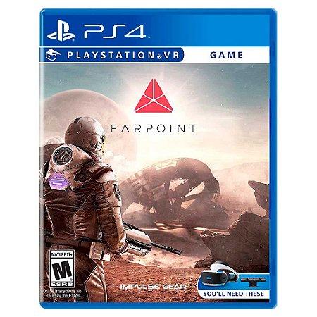 Farpoint (Usado) - PS4