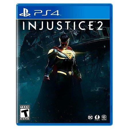 Injustice 2 (Usado) - PS4