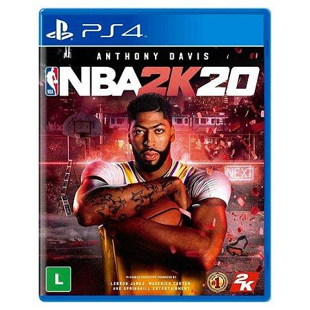 NBA 2K20 (Usado) - PS4