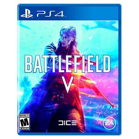 Battlefield V (Usado) - PS4
