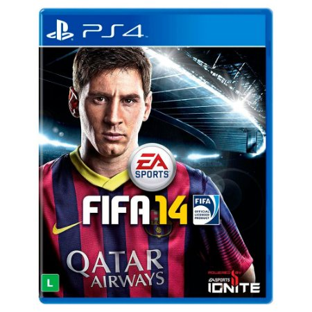Fifa 14 (Usado) - PS4