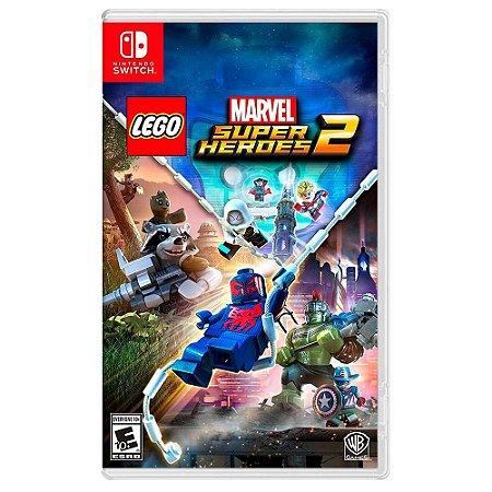 Lego Marvel Super Heroes 2 (Usado) - Switch