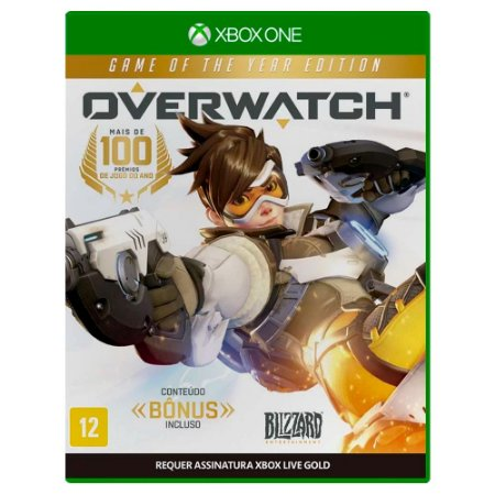 Overwatch: Origins Edition (Usado) - Xbox One