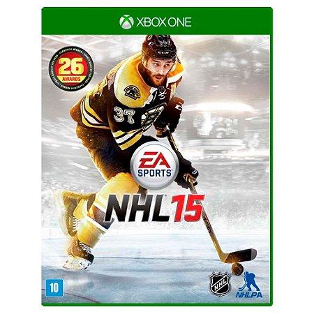 NHL 15 (Usado) - Xbox One