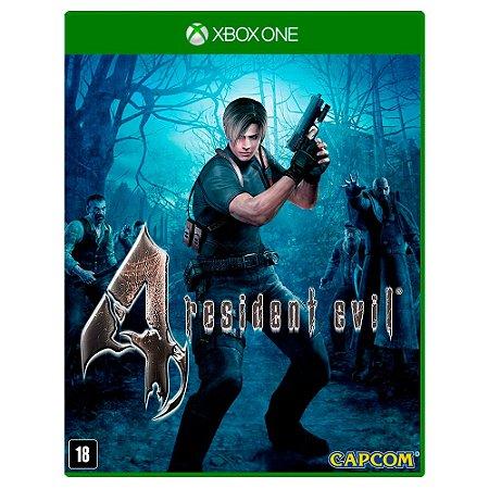 Resident Evil 4 (Usado) - Xbox One